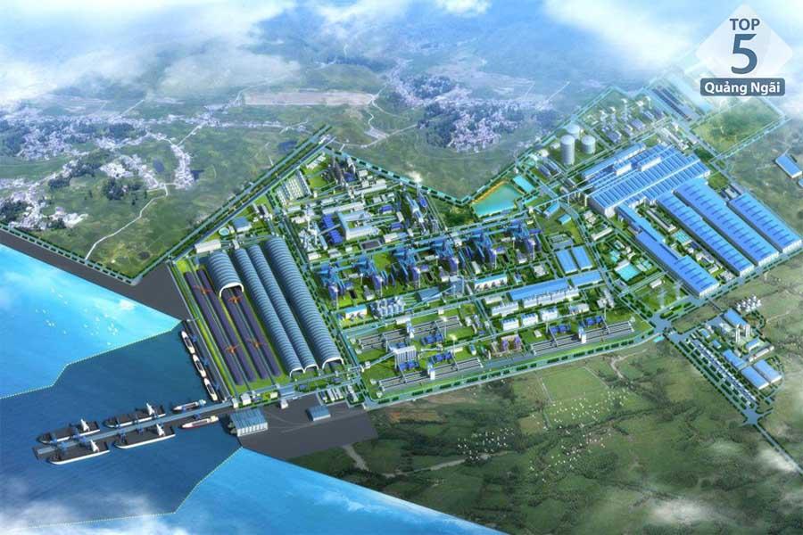Tìm việc làm Quảng Ngãi dễ dàng với top 5 khu công nghiệp lớn