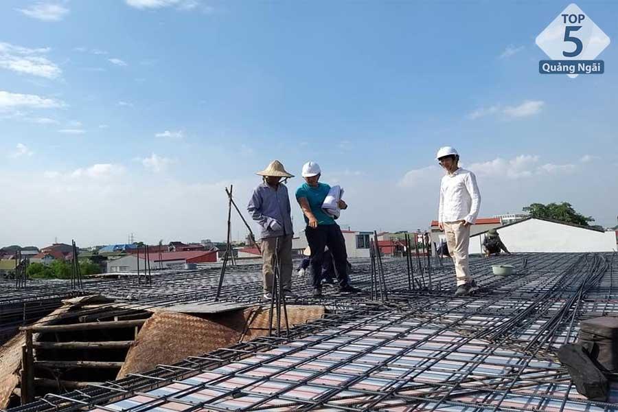 Top 5 công ty tuyển dụng việc làm xây dựng Quảng Ngãi – Kỹ sư xây dựng