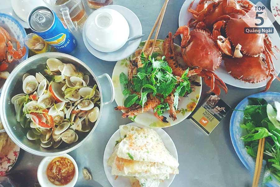 Du lịch bụi Quảng Ngãi thưởng thức top 5 món ăn mê hoặc lòng người!