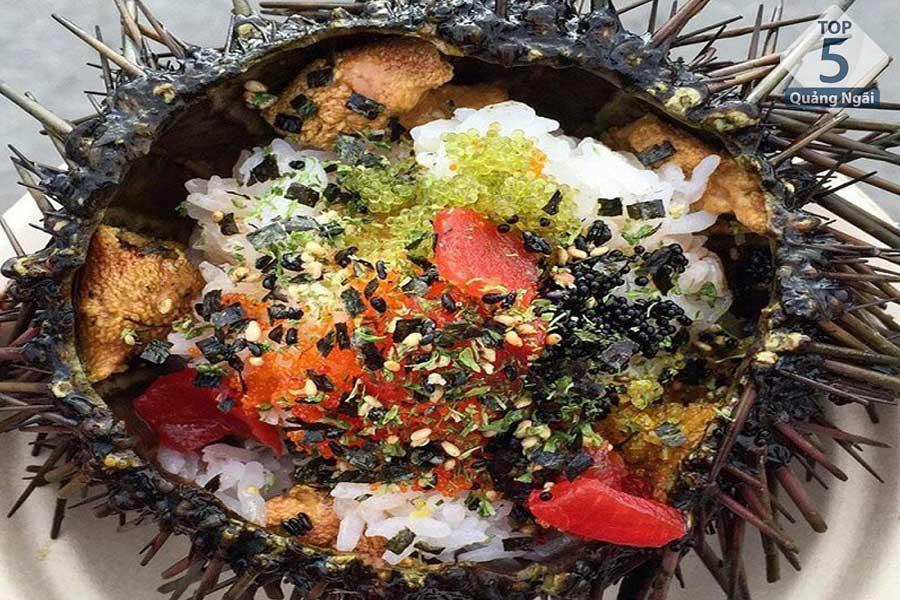 Mắm nhum là món ăn tiến vua trong thời Minh Mạng