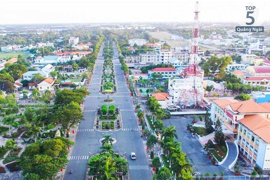 Tour Thành Phố Quảng Ngãi sẽ diễn ra trong vòng 1 ngày 1 đêm