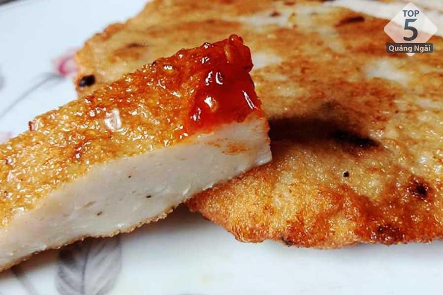 Chả cá Lý Sơn- món ăn trứ danh tại miền đất đảo
