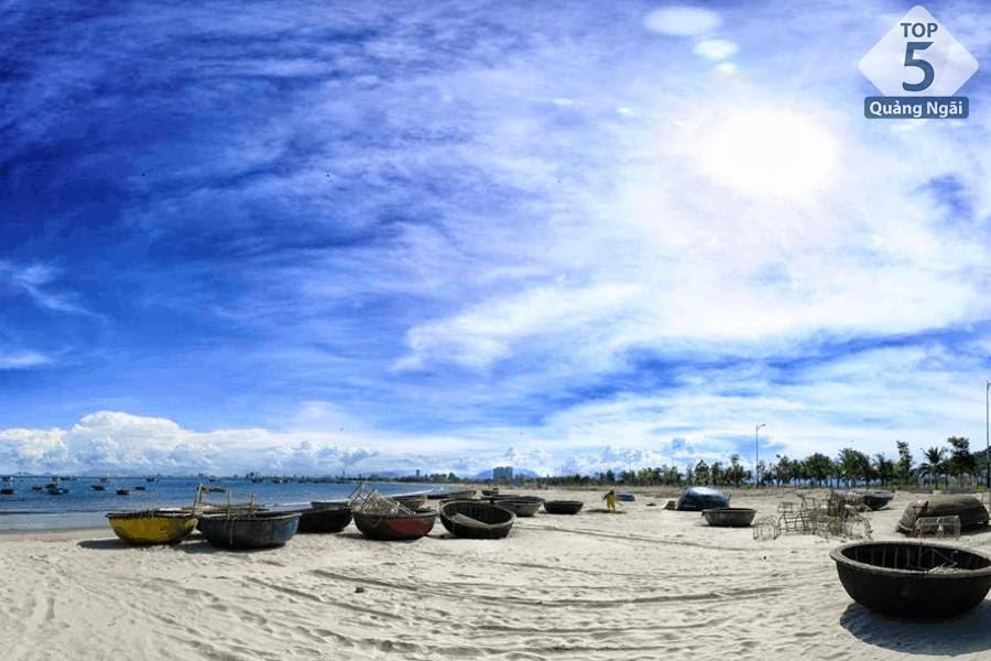Du lịch biển Mỹ Khê Quảng Ngãi
