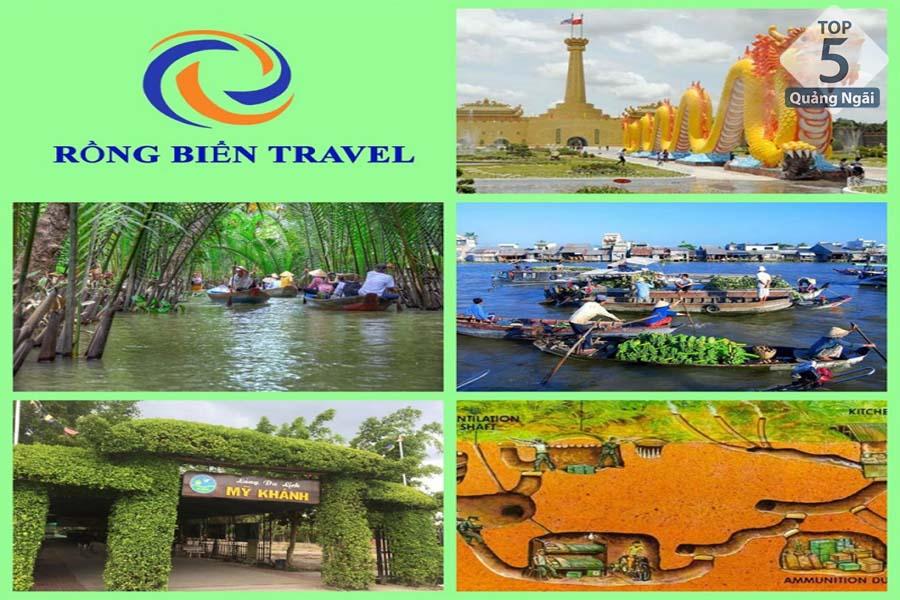 Công ty du lịch Rồng Biển Việt Nam