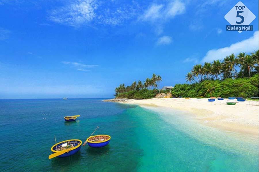 Khám phá biển đảo Lý Sơn kỳ thú cùng công ty CP du lịch QN