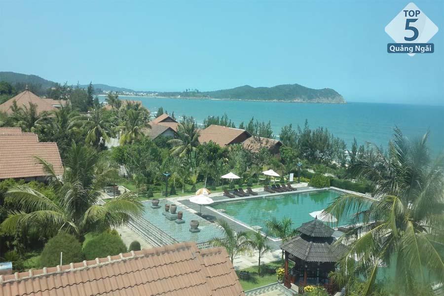 Khu nghỉ dưỡng bật nhất tại Sa Huỳnh Quảng Ngãi