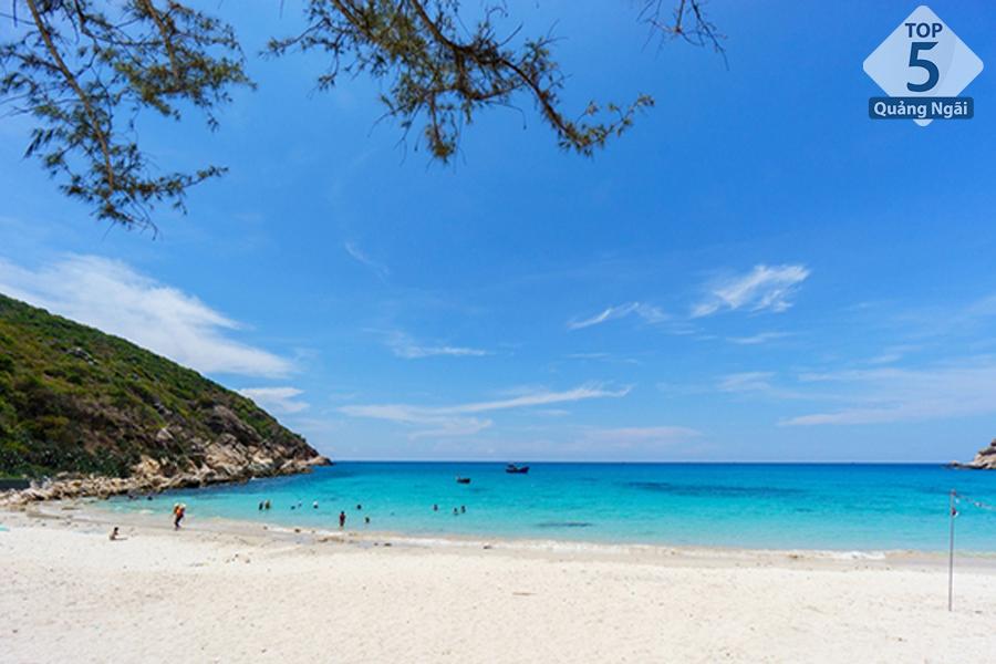 Bãi biển Sa Huỳnh - Quảng Ngãi