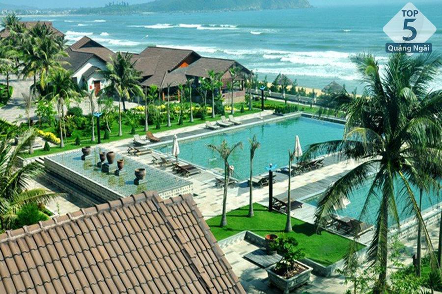 Sa Huỳnh Resort - Quảng Ngãi.