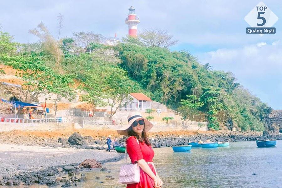 Bãi biển Khe Hai Quảng Ngãi