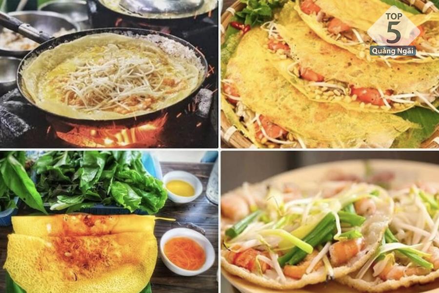 Top 5 món ăn gây thương nhớ bạn nên thử khi đến Quảng Ngãi